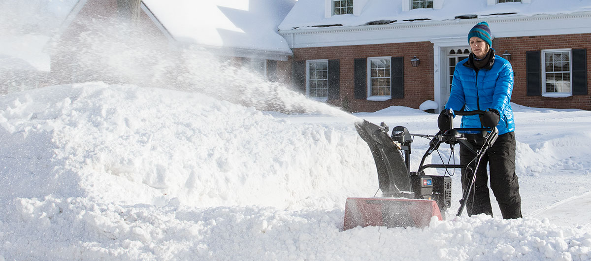 Ottawa Snowblowers TORO